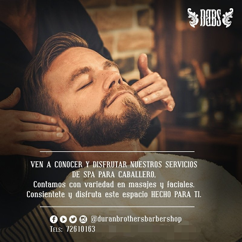 Duran Brothers Barber Shop's photo on #EnLoQueVaDelAño