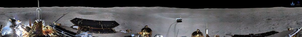 SPACE.com's photo on China Moon