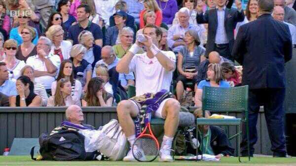 With Andy Murray retiring, I can't help but wonder what's going to happen to the old man he keeps in his kit bag? #MurrayRetirement <br>http://pic.twitter.com/M3E4QKJZXt