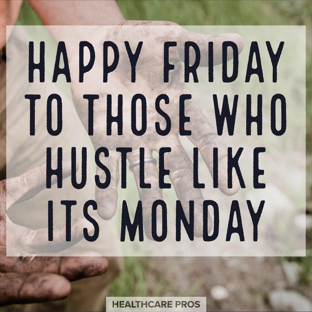 HealthCare Pros's photo on #FridayVibes