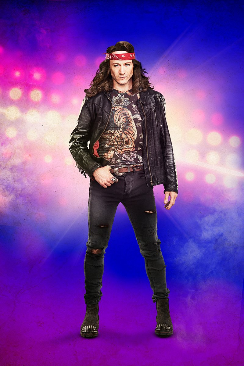 Make sure you catch our very own Stacee Jaxx (@KeviClifton) on @ThisMorning Monday 14th Jan from 10:30am, you definitely won't want to miss this! #GetReadytoRock