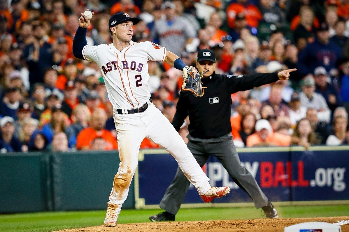 Astros de Houston's photo on alex bregman