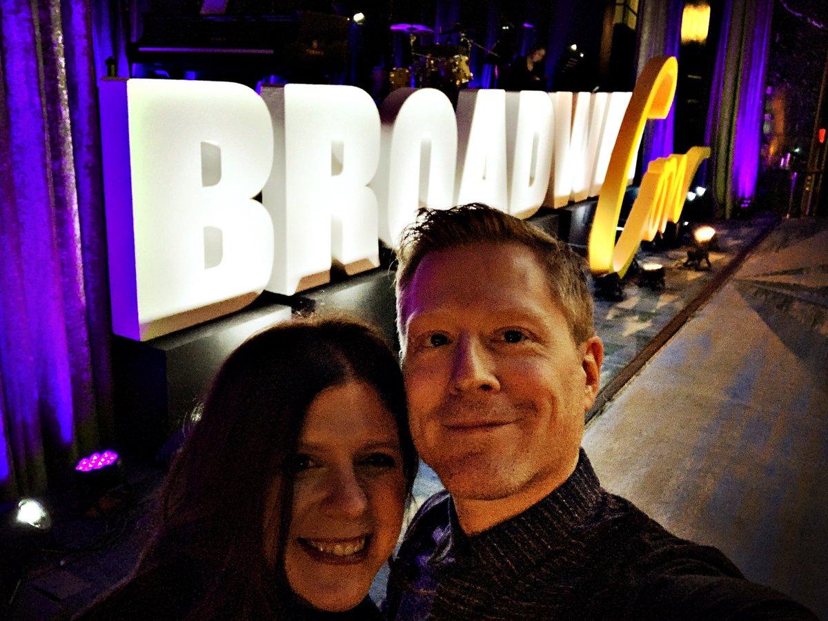 Anthony Rapp's photo on #BroadwayCon