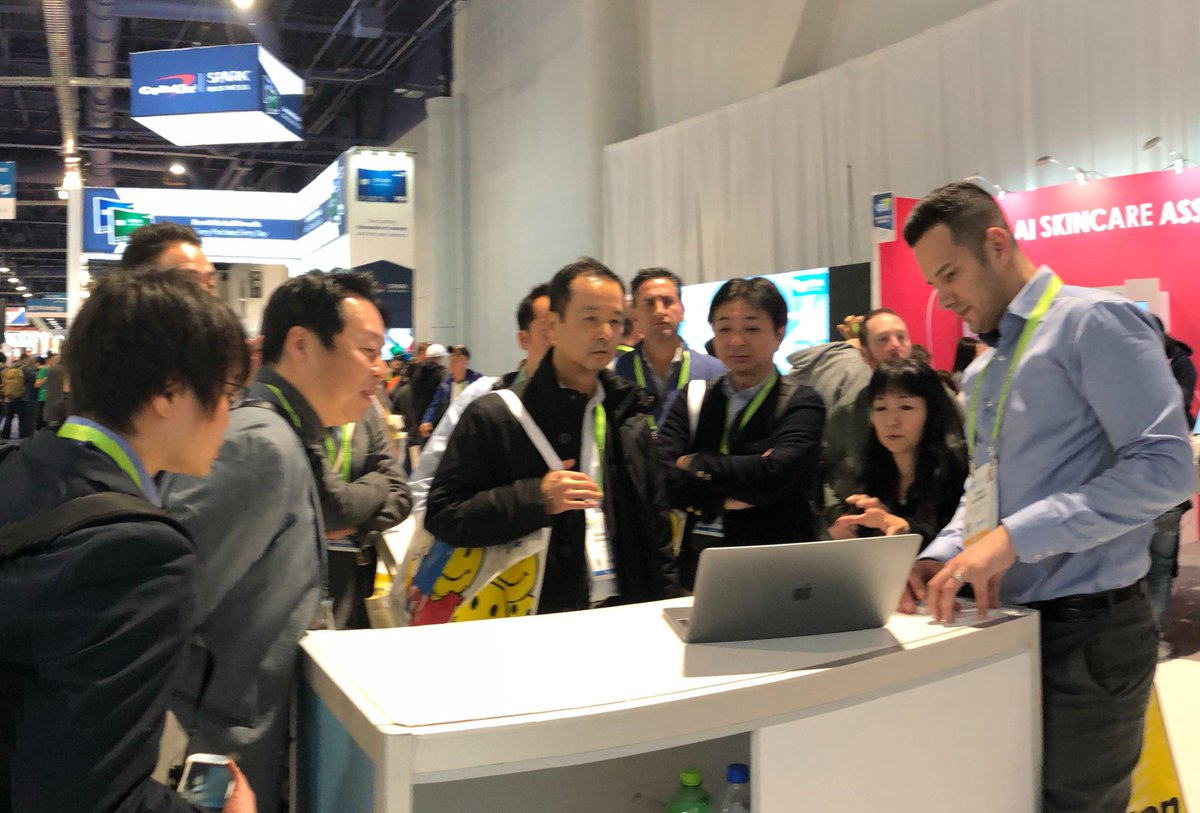 InContext Solutions's photo on #CES2019