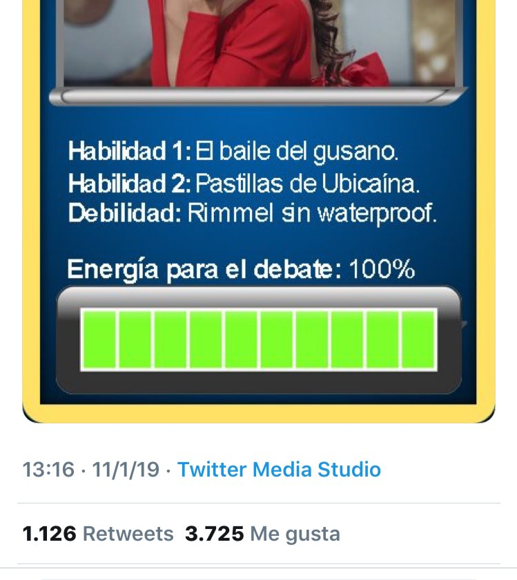 laura 🎋's photo on #SomosLaAudiencia11E