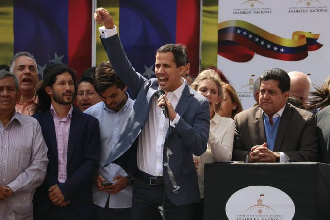 Juan Guaidó's photo on #CabildoAbierto