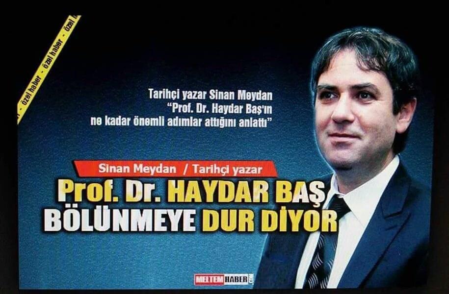 Bayram Özdemir's photo on #HaydarBaşaTuzak