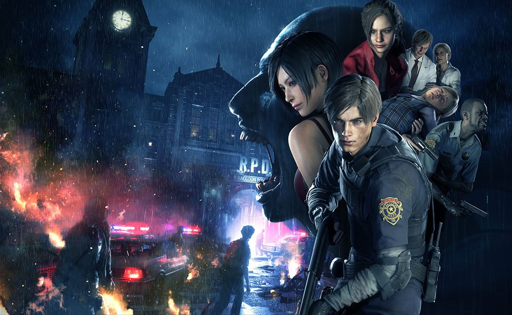 Resident Evil's photo on OUT NOW