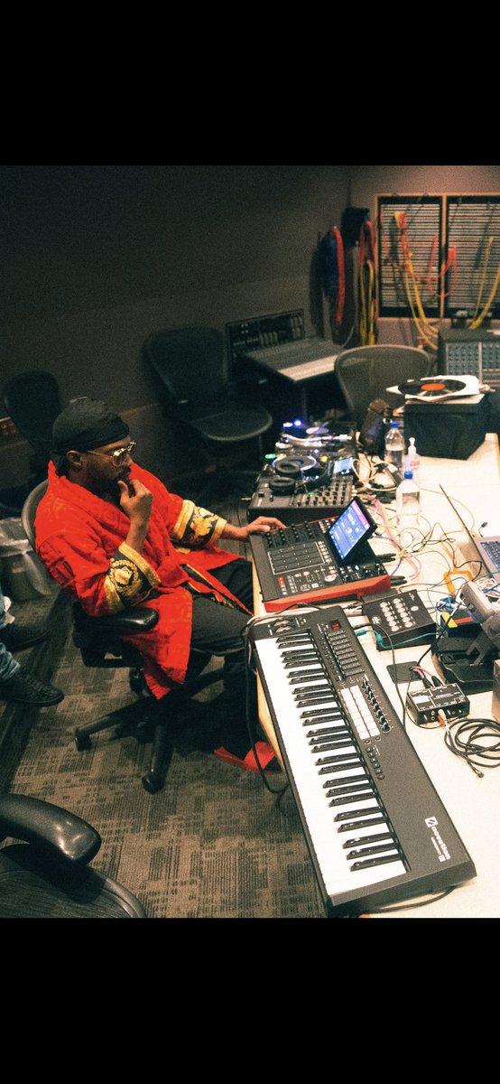I wanna be like Quincy Jones