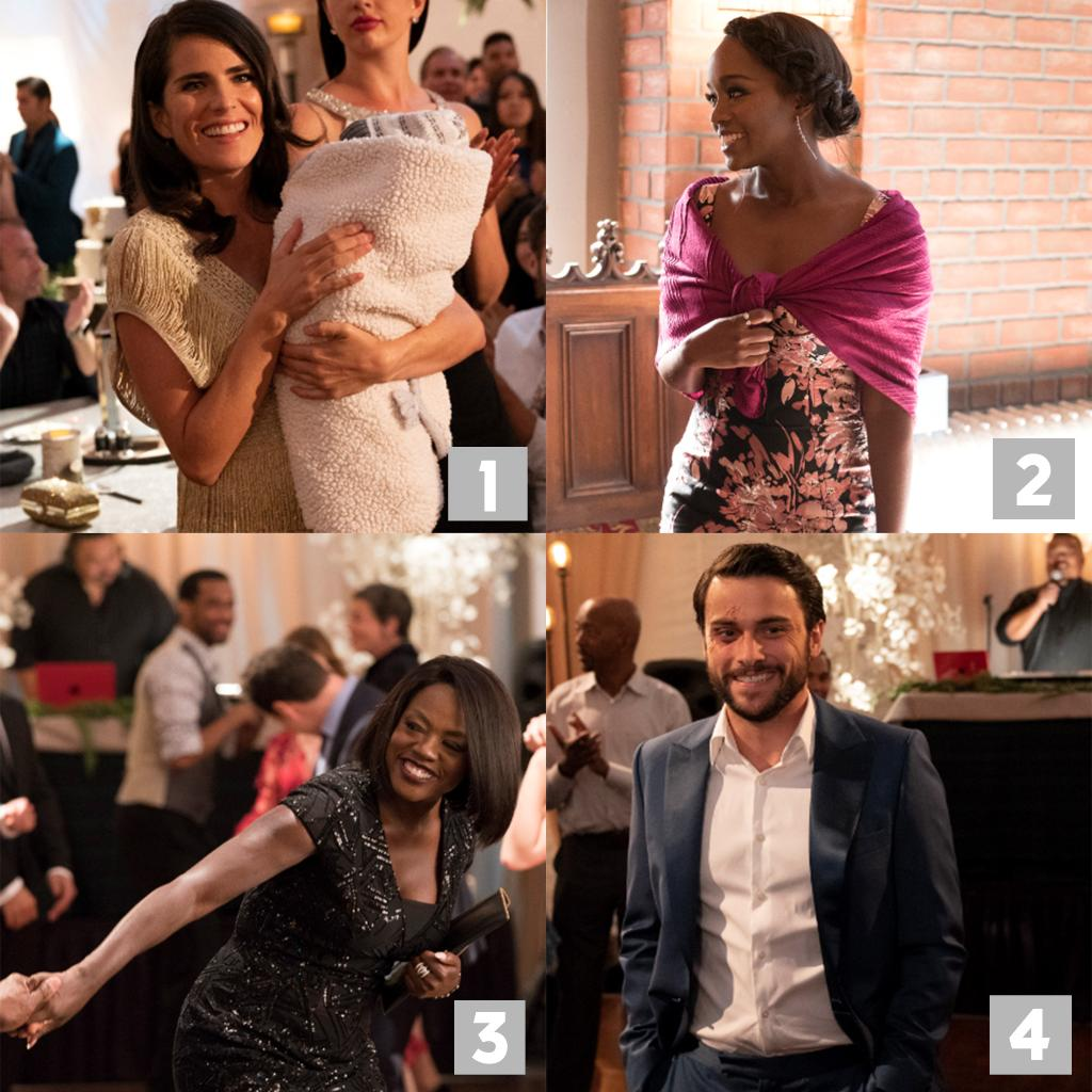 Choose your #FridayFeeling!  #HTGAWM <br>http://pic.twitter.com/JkeP24eHAF