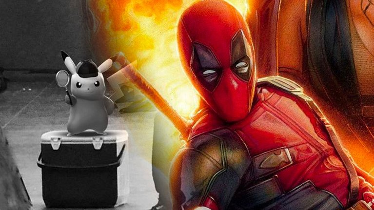 ComicBook NOW!'s photo on Deadpool 2