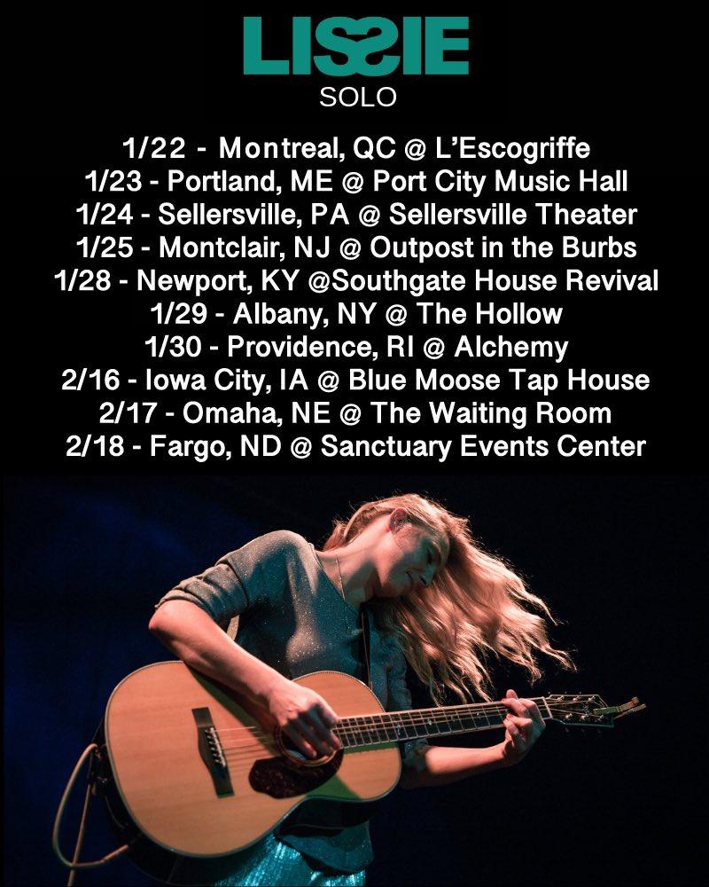 Lissie Tour 2020 Lissie Maurus on Twitter: