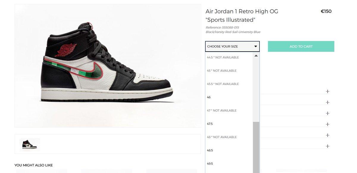 8cdd4ae37e3ecd MoreSneakers.com Twitter Tweets  AD   Air Jordan 1 Retro High OG