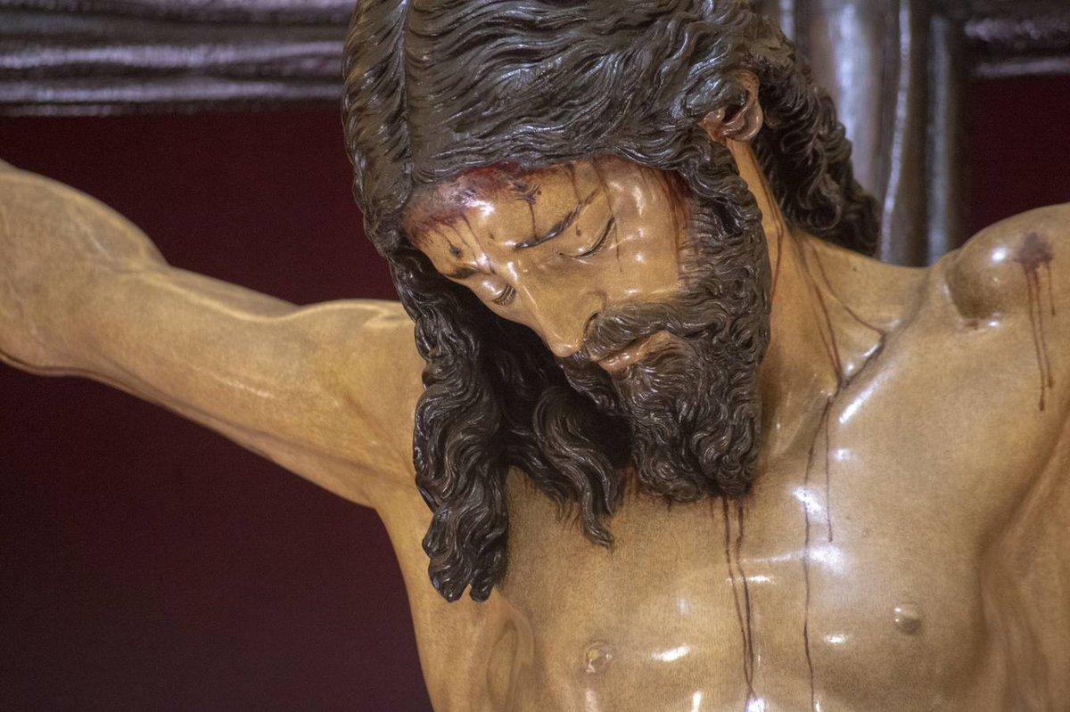 Pedro Estepa's photo on cristo de la buena muerte