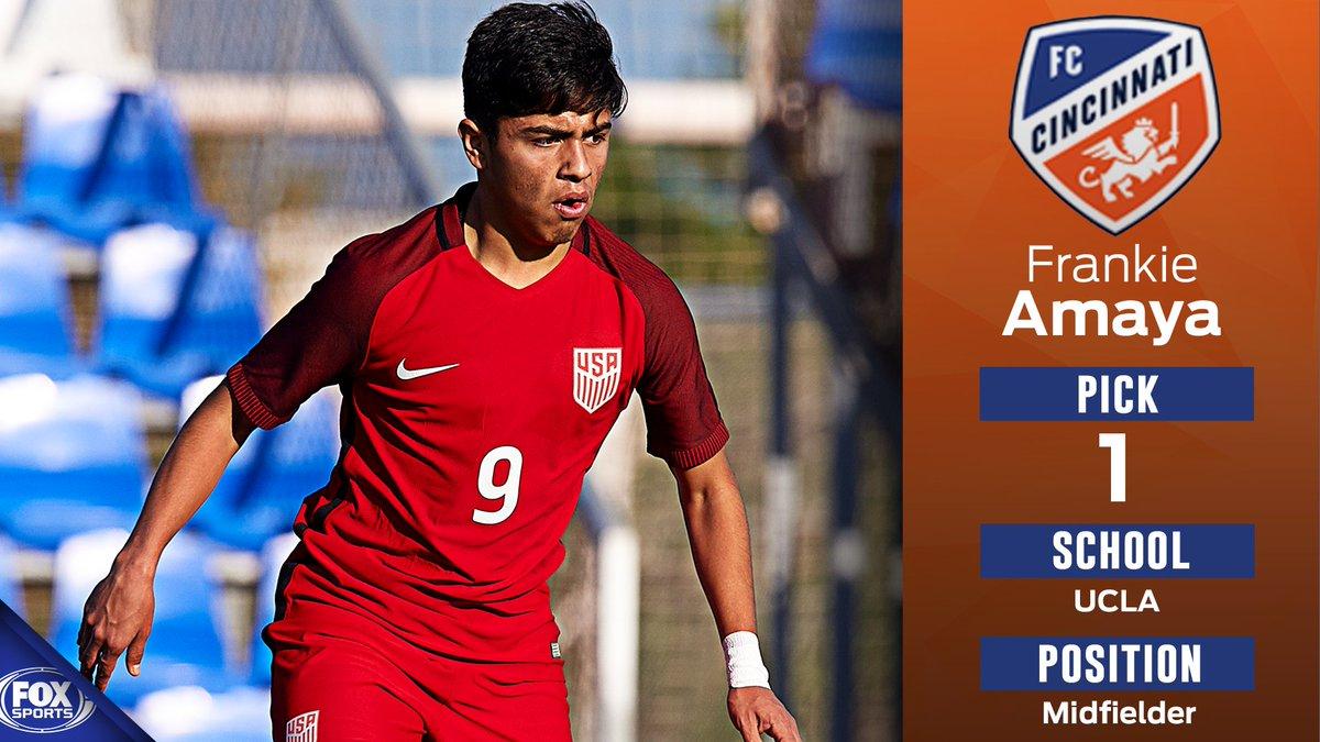 FOX Soccer's photo on Frankie Amaya