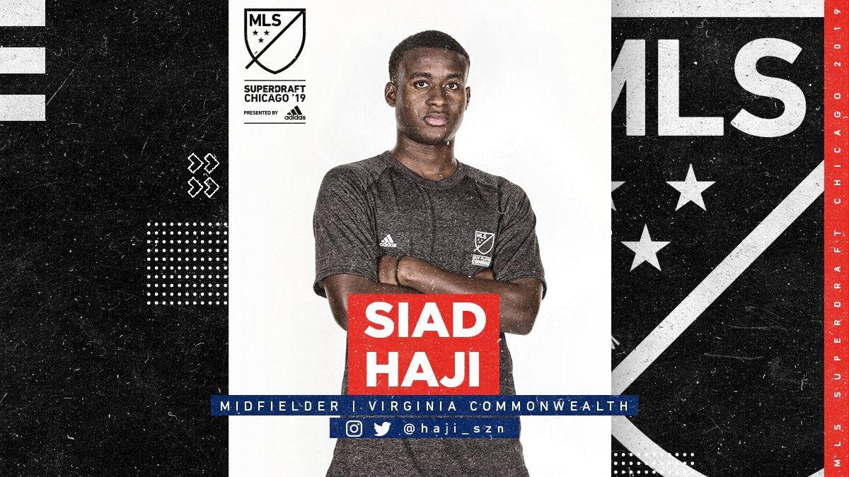 DMV Soccer's photo on Siad Haji