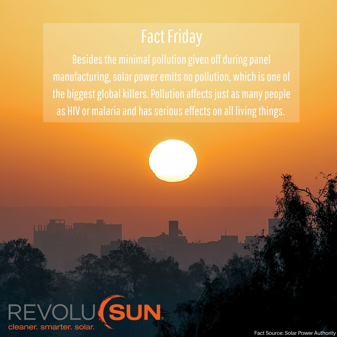 RevoluSun Massachusetts's photo on #FactFriday