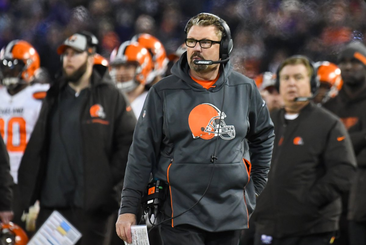 """Jets are """"on the verge"""" of signing Gregg Williams as Adam Gase's DC, per @RapSheet"""