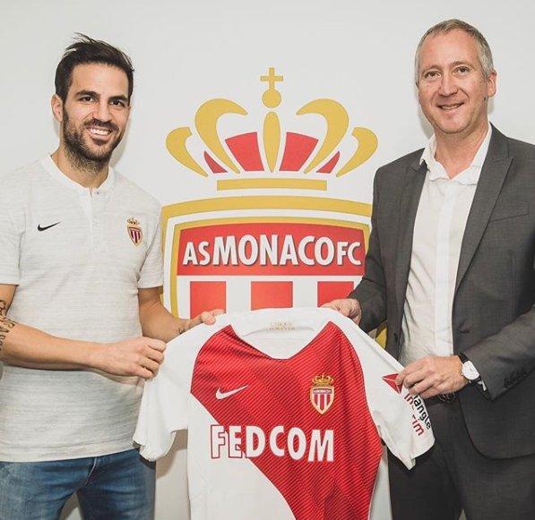 Transfer News's photo on Cesc Fabregas