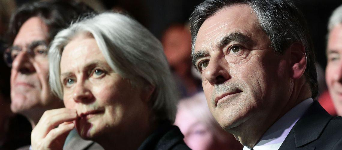 GALA.fr's photo on François Fillon