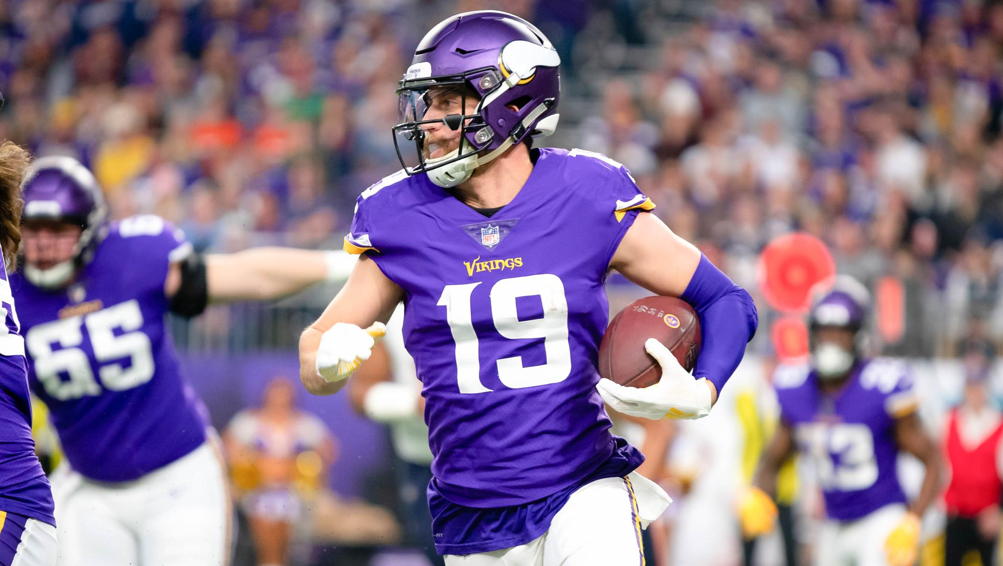 .@athielen19 was voted the NFC North's Offensive MVP by ESPN writers.  ��: https://t.co/Xc8dbTUBHU https://t.co/MdDy5apC6w