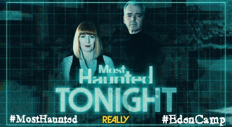 Most Haunted Fans's photo on #EdenCamp