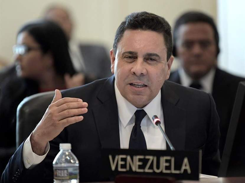 Samuel Moncada's photo on Presidente de Venezuela