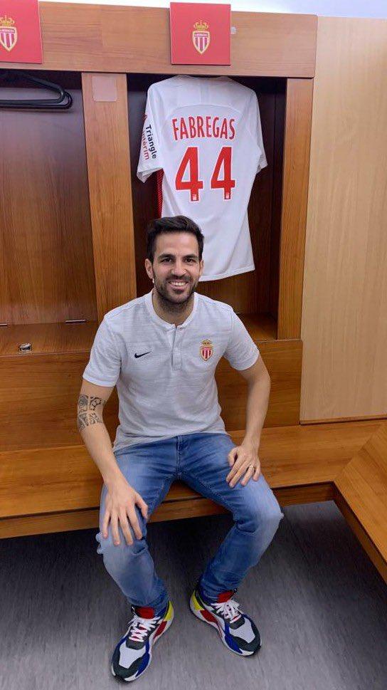 Transfer News Live's photo on Cesc Fabregas