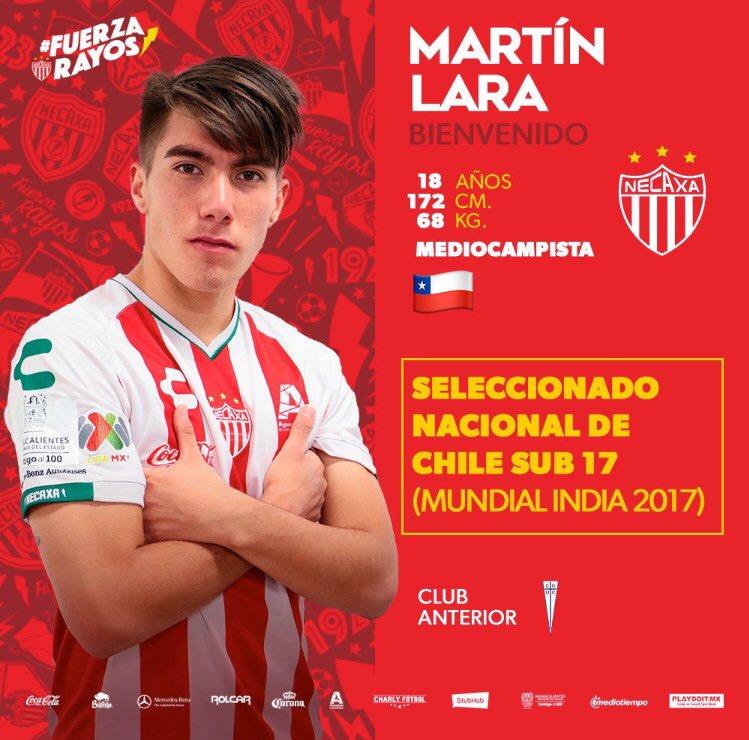 AIMfutbol's photo on Martín Lara
