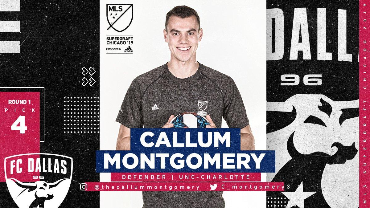 Major League Soccer's photo on Callum Montgomery