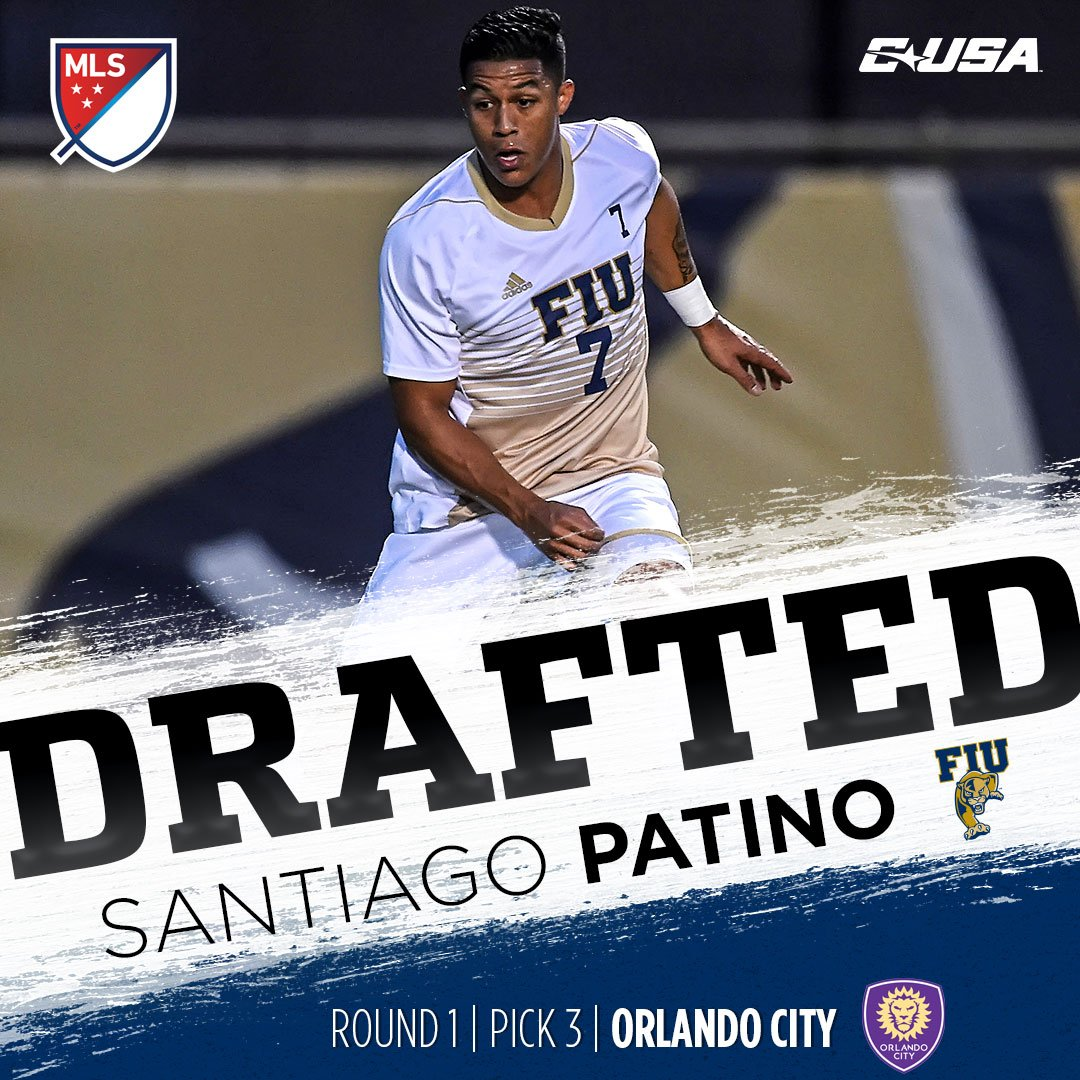 Conference USA's photo on Santiago Patino