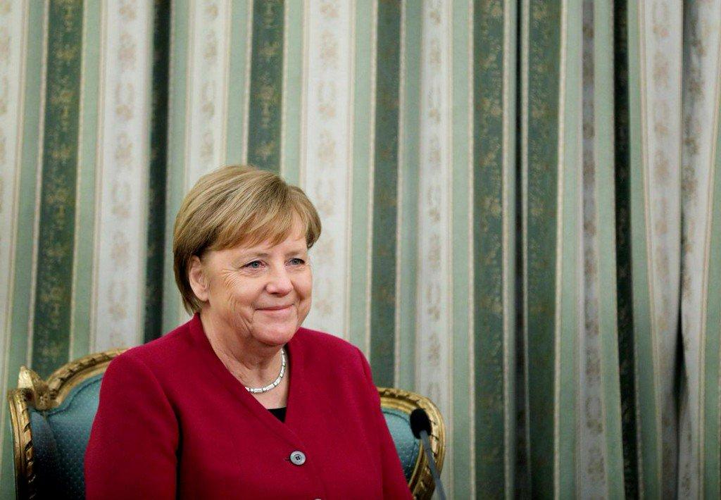 EU-Turkey migrant deal 'not working properly': Germany's Merkel https://reut.rs/2D4RL0y