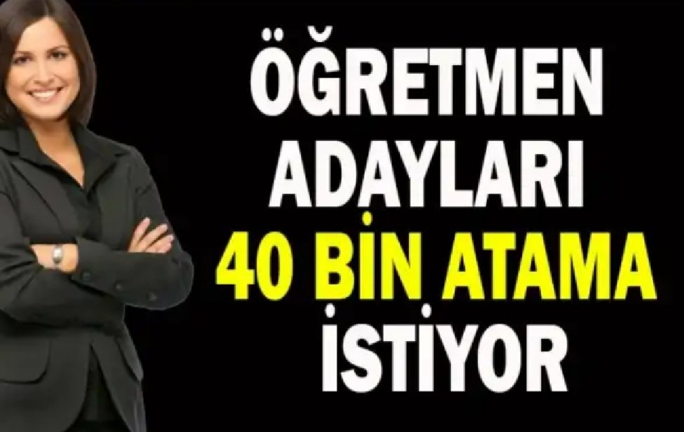 Öğretmen Atamaları&KPSS's photo on #CBÖğretmene40binmüjdesi