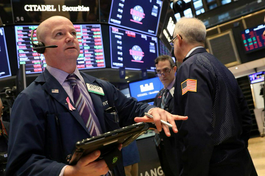 Wall Street rally pauses as investors await corporate earnings reports https://reut.rs/2TJgVqJ