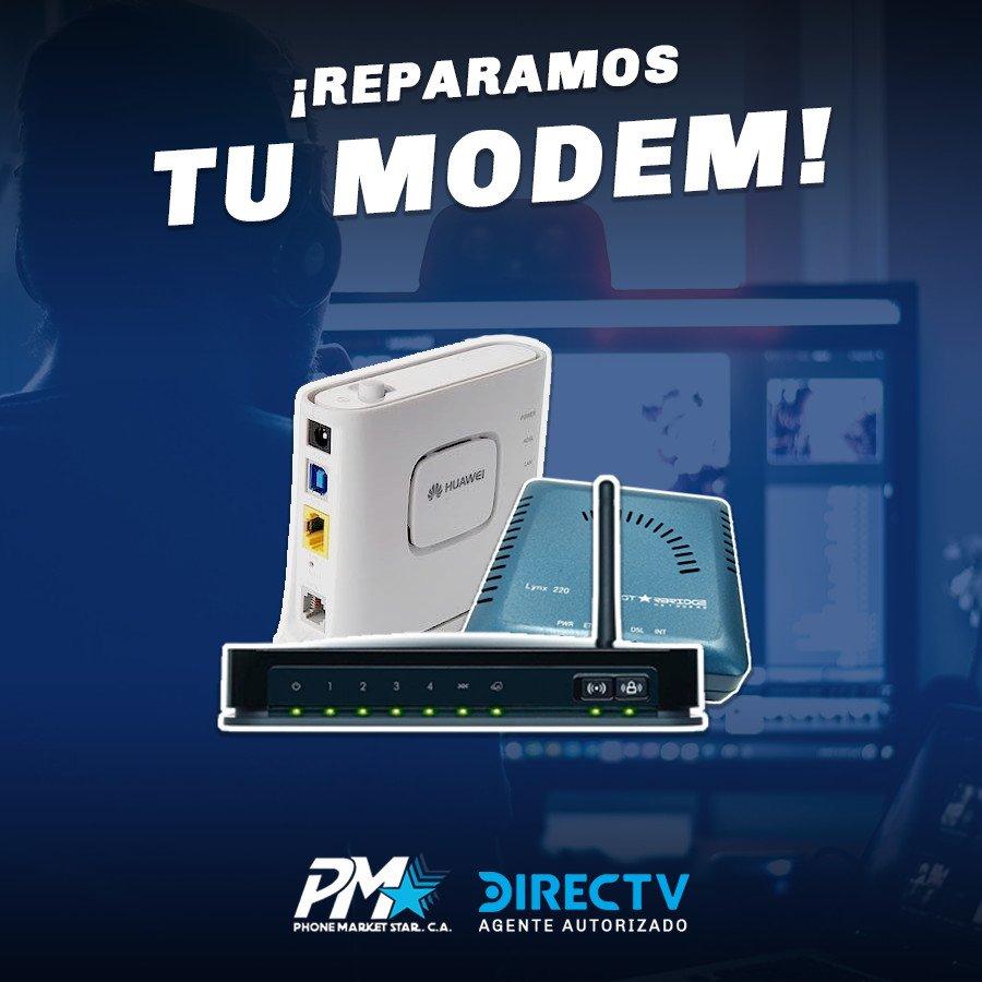 #19Ene Te brindamos el soporte técnico para tu modem Cantv, somos tu centro de servicio de confianza en el oeste de Caracas  Trabajamos hoy hasta 6 pm ¡Acércate!  #Pmsvenezuela #SoporteTécnico #Modem #Caracas #DIRECTV
