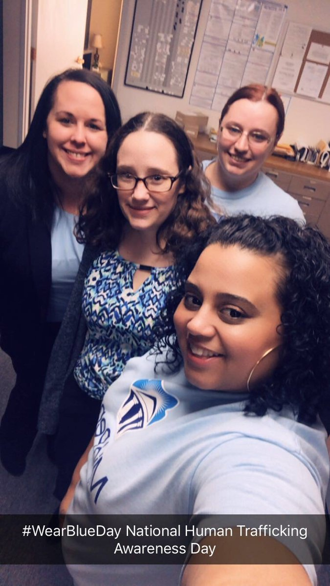 MidPenn Legal Servic's photo on #WearBlueDay