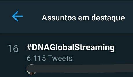 Bangtan Brasil's photo on #DNAGlobalStreaming