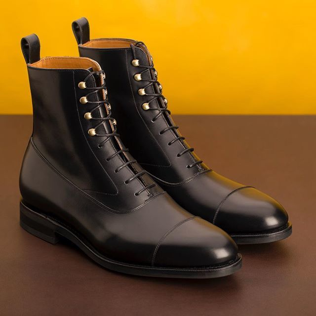 652992901e297a The all new Balmoral boot is here. Flex Goodyear Welted & finished with  city rubber
