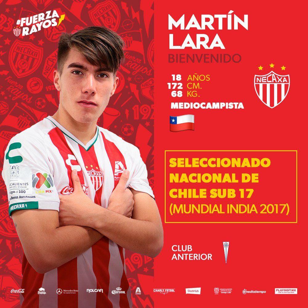 TVC Deportes's photo on Martín Lara