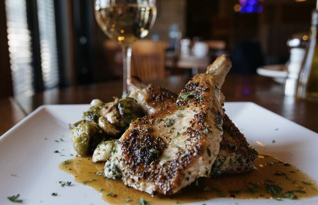 Let's celebrate the playoffs by having a French stuffed pork chop tonight. #FridayMotivation <br>http://pic.twitter.com/Az5sHR6Uy3