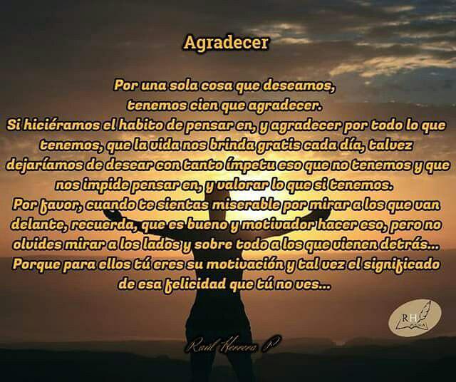 Rh Poesía By Raúl Herrera على تويتر Agradecer Agradecer