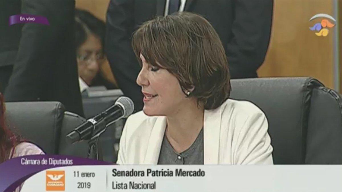 Noticias Congreso's photo on Senadora