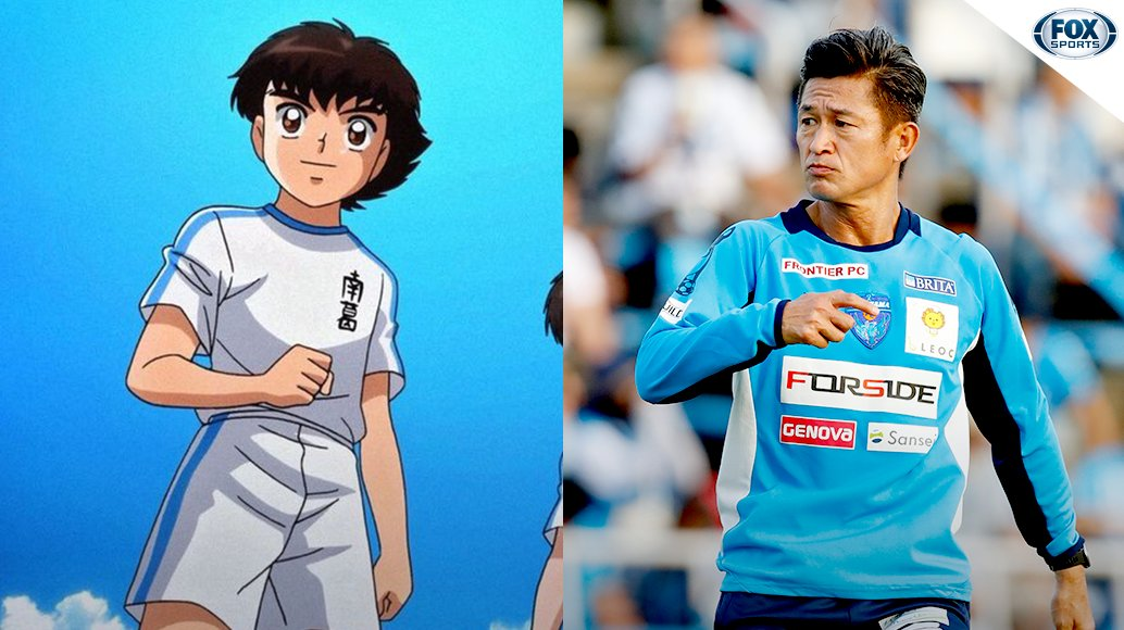 FOX Sports MX's photo on Kazuyoshi Miura