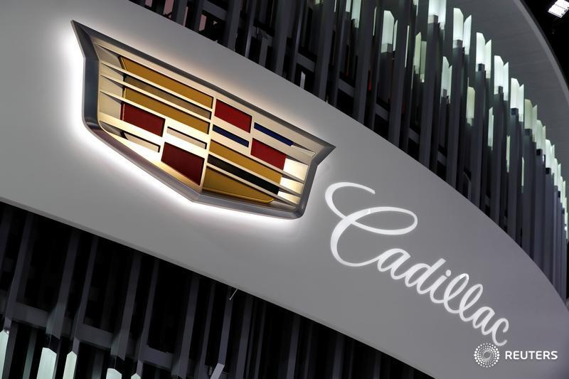 .@Reuters exclusive: $GM gears up to introduce Cadillac as its lead electric vehicle brand with a new model to challenge Tesla https://reut.rs/2D49vJn Follow #Charged highlights of the latest innovations in the cars of the future https://reut.rs/2Frkxdd 1/6