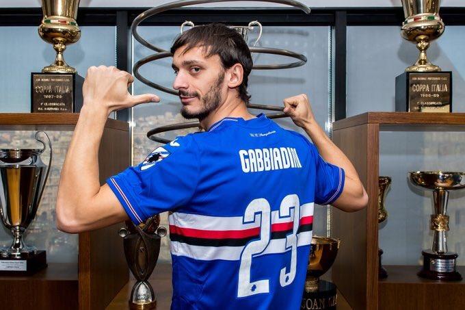football transfer ヨーロッパ(欧州)サッカー移�情報's photo on Sampdoria