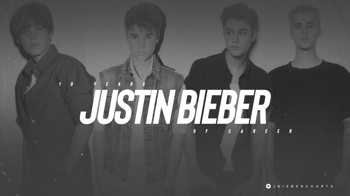 Today marks 10 years of @justinbieber&#39;s career! What&#39;s your favorite album and song? #10YearsOfBieber <br>http://pic.twitter.com/hd4xjyEUaK