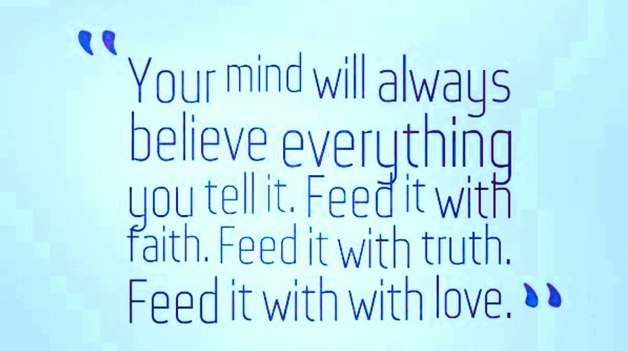 Your mind will always...  #FridayFeeling #quote<br>http://pic.twitter.com/ETT6gc9SkG