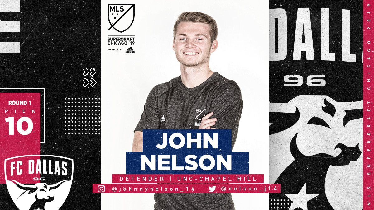 Major League Soccer's photo on John Nelson