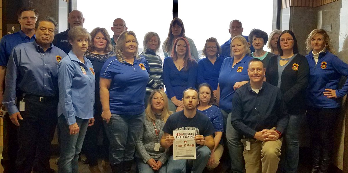 Div. of Fire Safety's photo on #WearBlueDay
