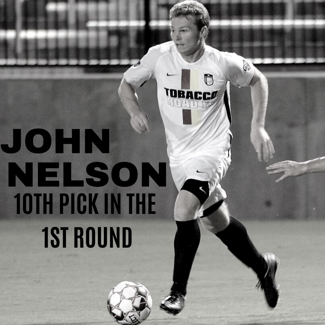 Tobacco Road FC's photo on John Nelson